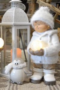 Forêt blanche par Home Edelweiss, collections objets décoration