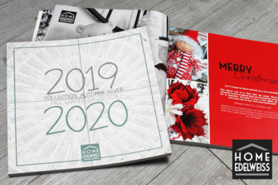 catalogue Home edelweiss 2019-2020